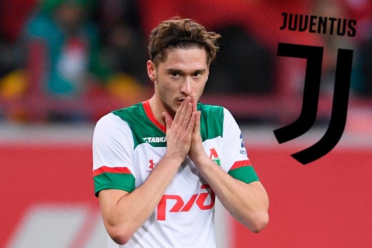 «Ювентус» достиг договорённости по трансферу Алексея Миранчука