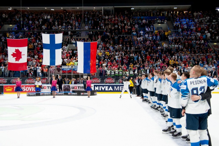 Сборной России есть чему поучиться у Финляндии