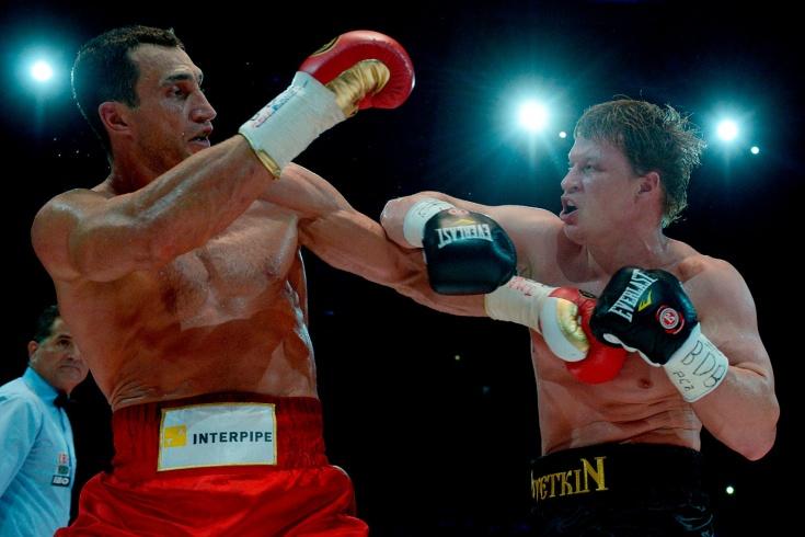 Россия vs. Украина: столкновения в ринге