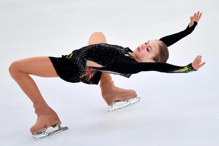 Российская фигуристка Трусова попала в Книгу рекордов Гиннесса – за что?