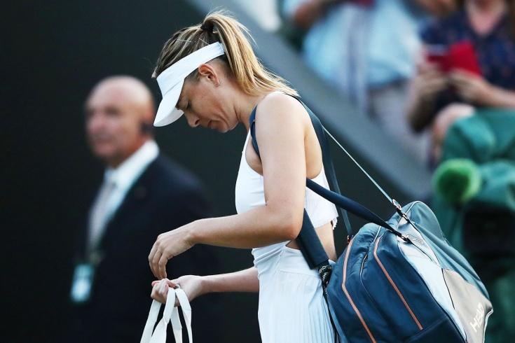 Мария Шарапова признала, что близка к завершению карьеры