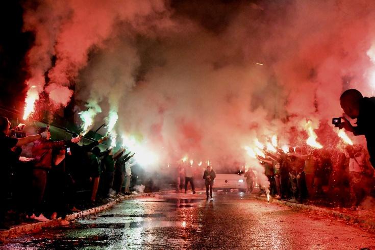 «Локомотив» — «Атлетико», перед матчем