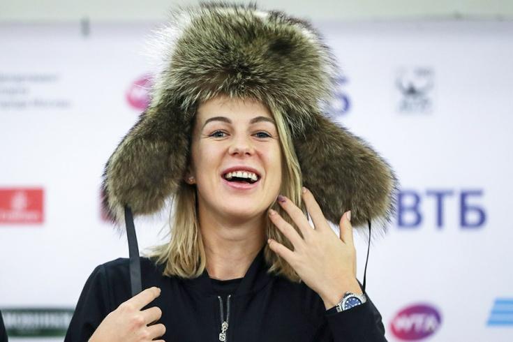 Анастасия Павлюченкова
