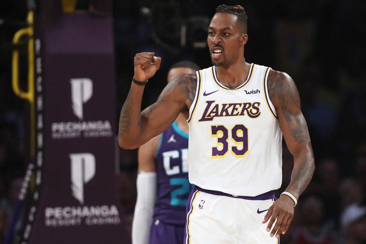 Дуайт Ховард провёл лучший матч за последние 3 сезона в НБА