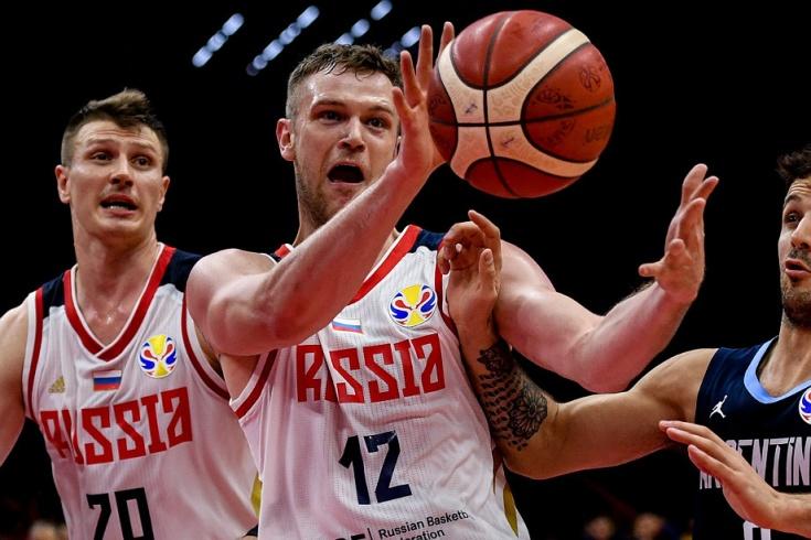 Чемпионат мира по баскетболу, Россия — Аргентина