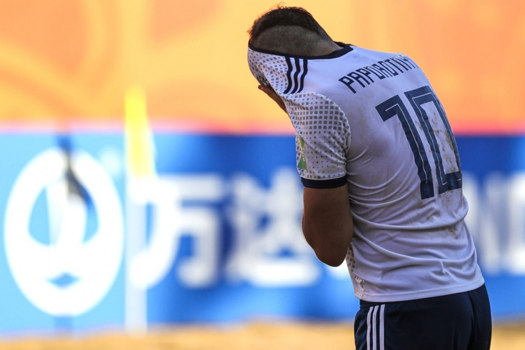 ЧМ по пляжному футболу 2019: Россия – Италия