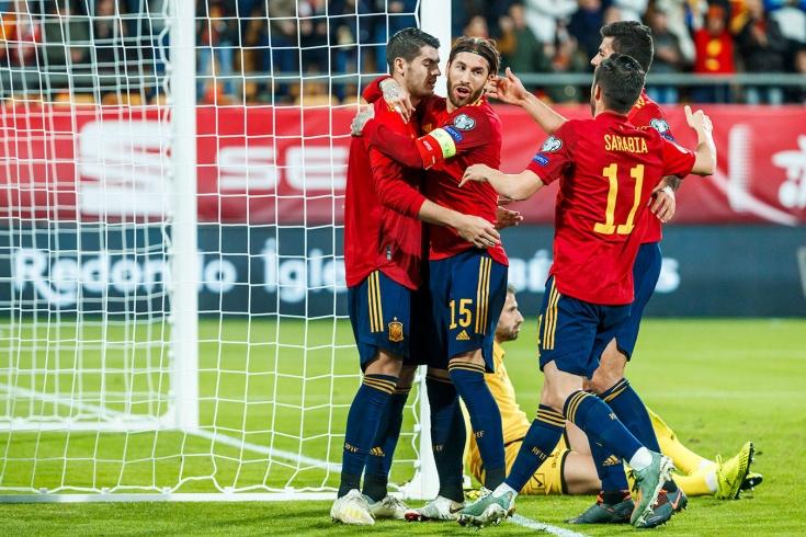 Прогноз румыния испания футбол