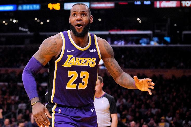 Какое место займёт Леброн Джеймс в истории НБА по статистике