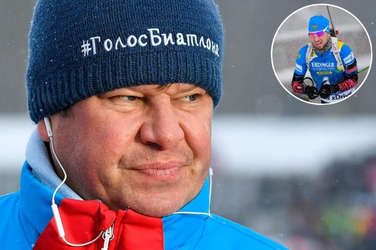Губерниев поспорил с депутатом и раскритиковал Логинова — новости биатлона