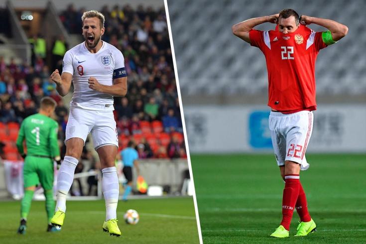 Краткие итоги квалификации чемпионата Европы.