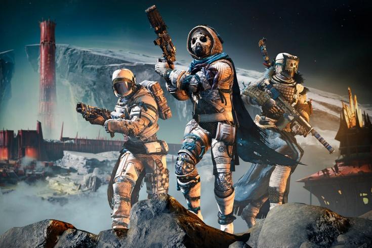 Игрок в Destiny 2 первым достиг 999 уровня