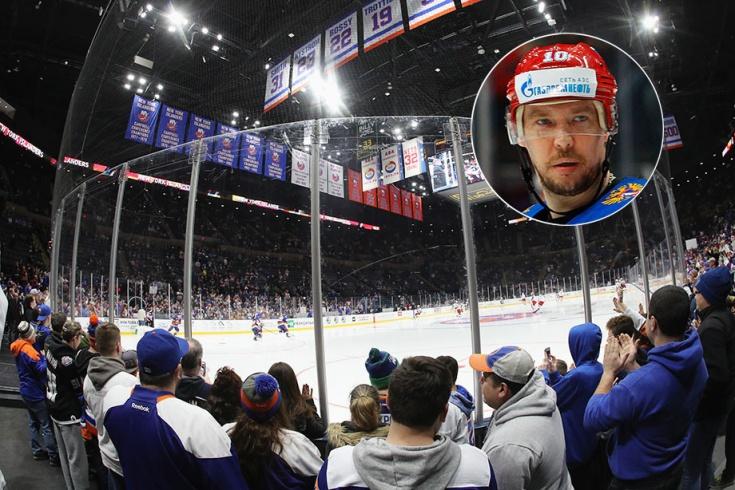 Мог ли Сергей Мозякин стать звездой НХЛ?