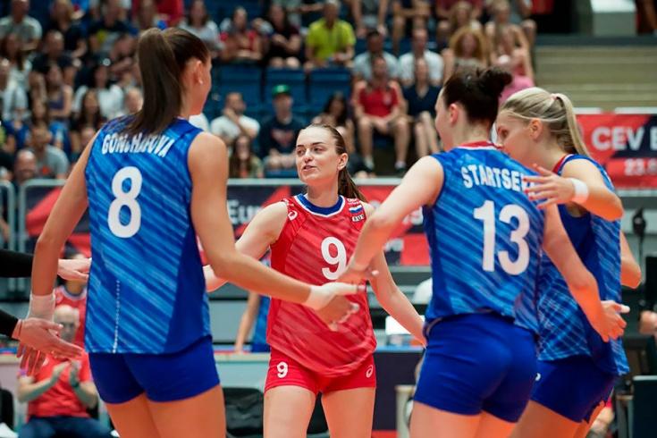 Россия — Беларусь — 3:0