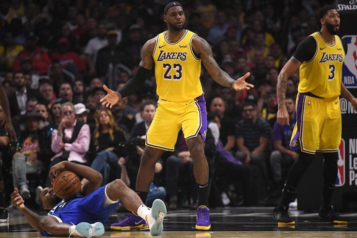 «Клипперс» — «Лейкерс» — 112:102, 23 октября 2016 года, обзор матча НБА