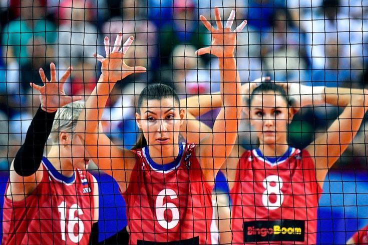 Россия начинает женский чемпионат Европы по волейболу – шансы, прогнозы