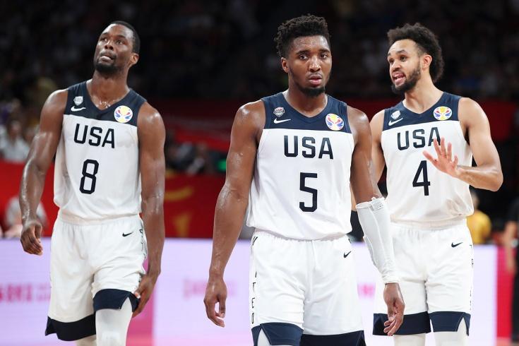 В Америке издеваются над своей сборной США