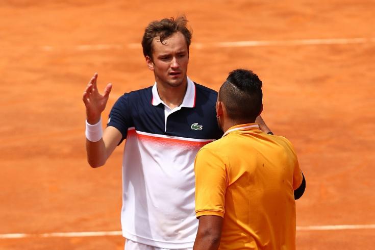 Даниил Медведев может сыграть в паре с Ником Кирьосом