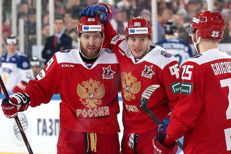 Россия — Финляндия сыграют на «Газпром-Арене»