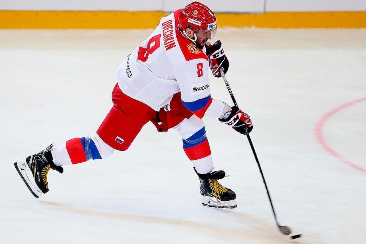 Сборная России – сборная Финляндии