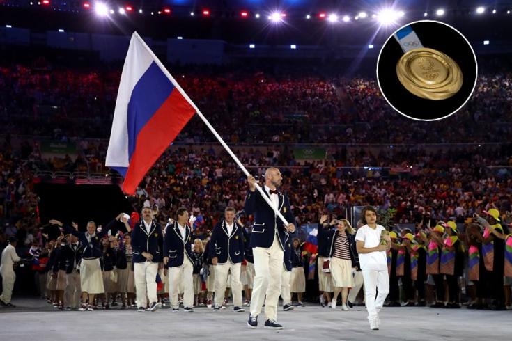 Олимпийский комитет России объявил медальный план