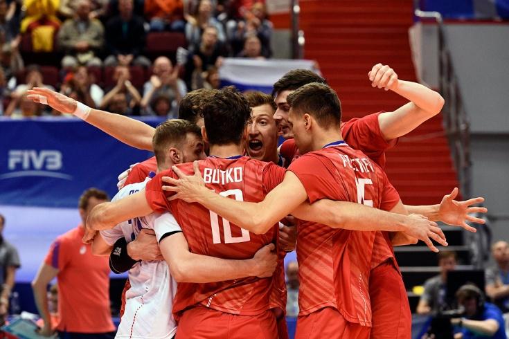 Россия – Турция, волейбол, 12 сентября, прогнозы