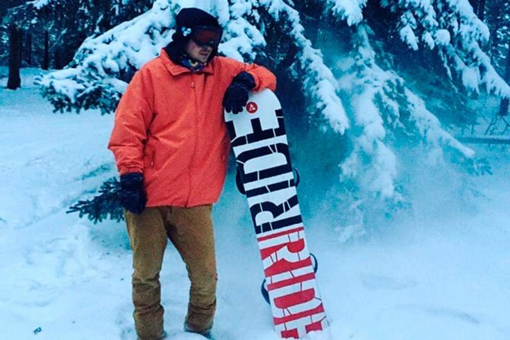 26-летнего чемпиона России по сноуборду пятый день
