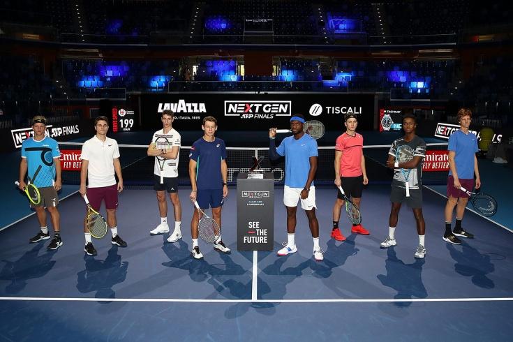 Молодёжный итоговый турнир ATP в Милане пройдёт без теннисистов из России
