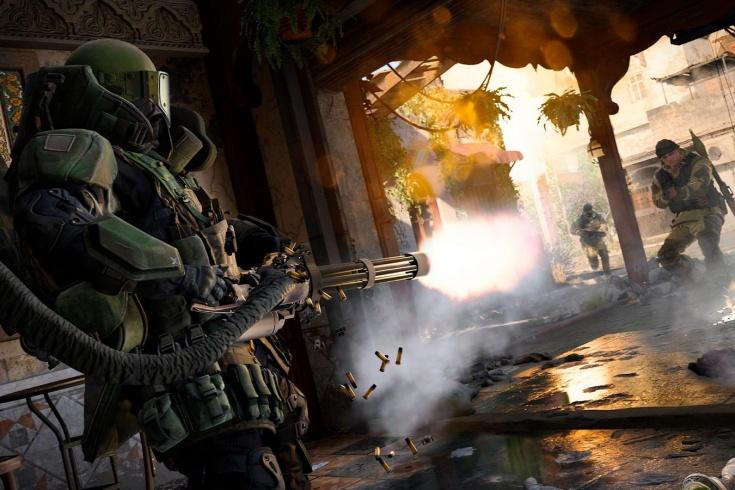 Новая Call of Duty не выйдет в России