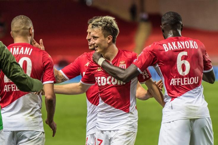 «Монако» – «Брест» – 4:1, 28 сентября 2019 года, Лига 1, как сыграл Головин