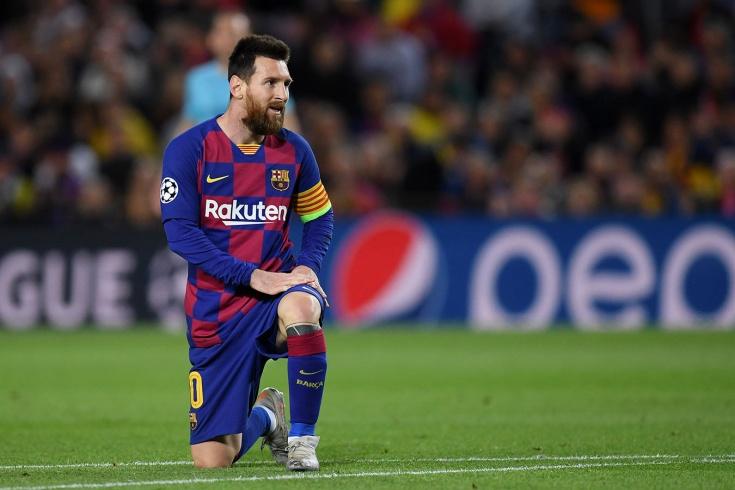 Месси не будет продлевать контракт с «Барселоной»