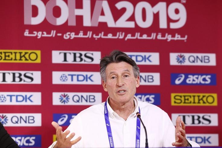 Чемпионат мира по лёгкой атлетике в Катаре