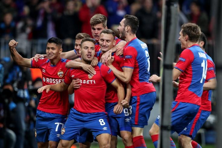ЦСКА — «Реал» — 1:0, 2 октября 2018 года