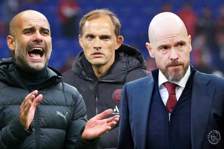 «Бавария» выбирает из тен Хага, Пепа и Тухеля
