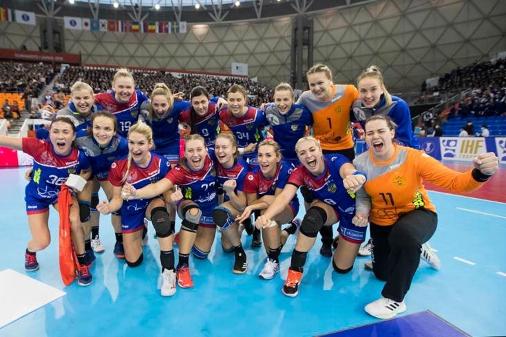 Россия разгромила Испанию на чемпионате мира – 2019 в Кумамото