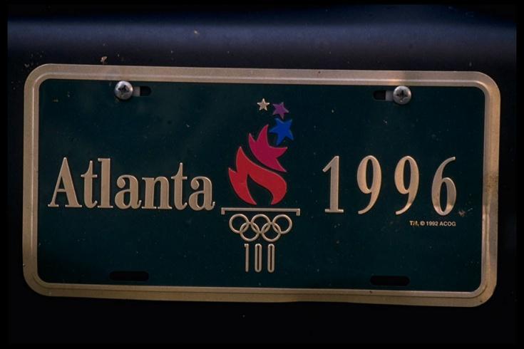 теракт атланта 1996