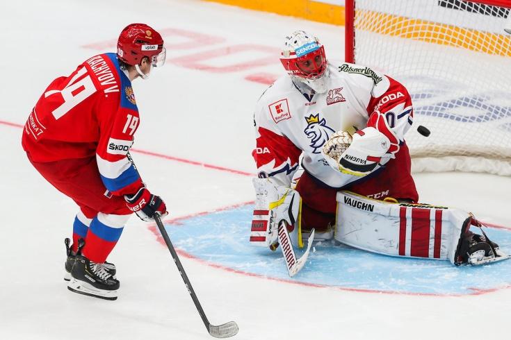 Оценки сборной России за матч с Чехией на Кубке Первого канала — 2019