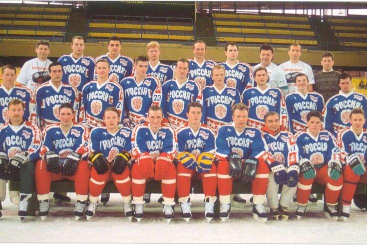 25 лет назад звёзды НХЛ сыграли серию матчей