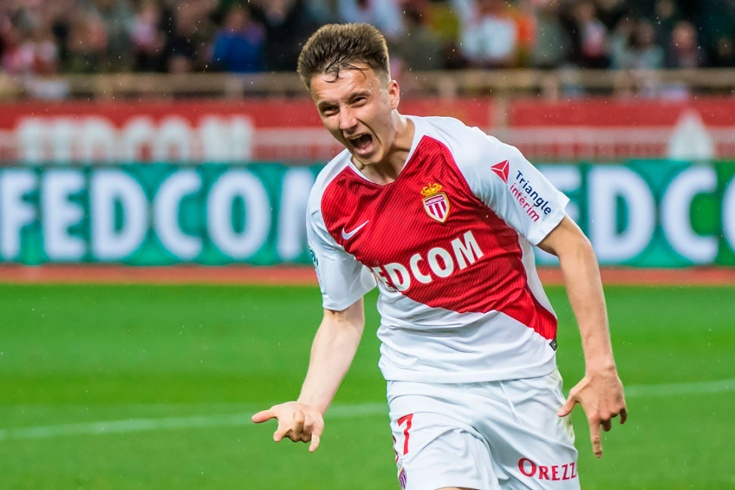Головин забил эффектный гол за «Монако»!