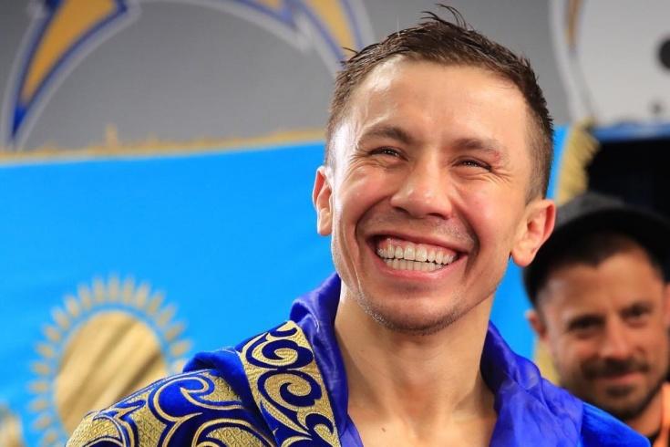 Бой Геннадий Головкин — Сергей Деревянченко, 6 октября