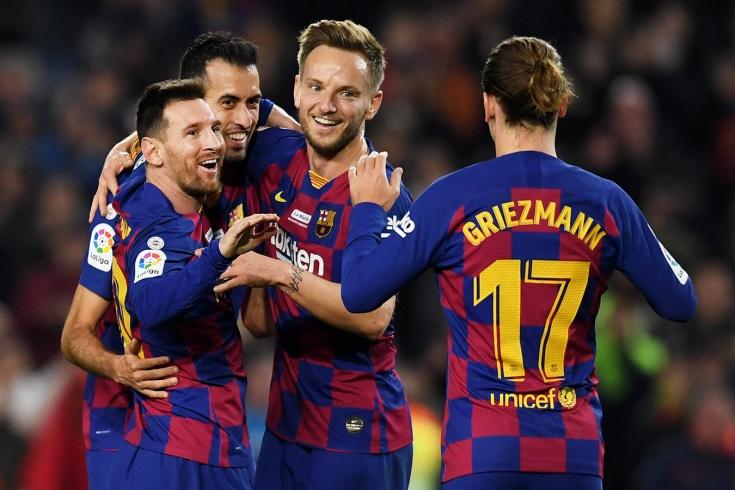 Барселона атлетико мадрид полностью видео матч