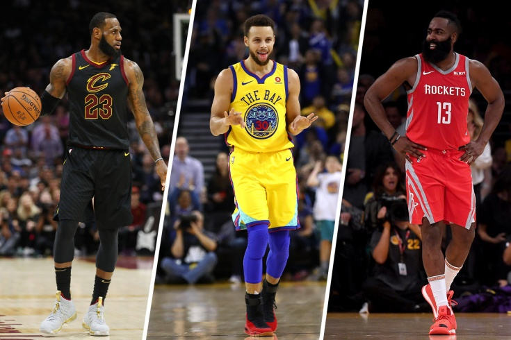 Голосование за лучшего баскетболиста десятилетия в НБА