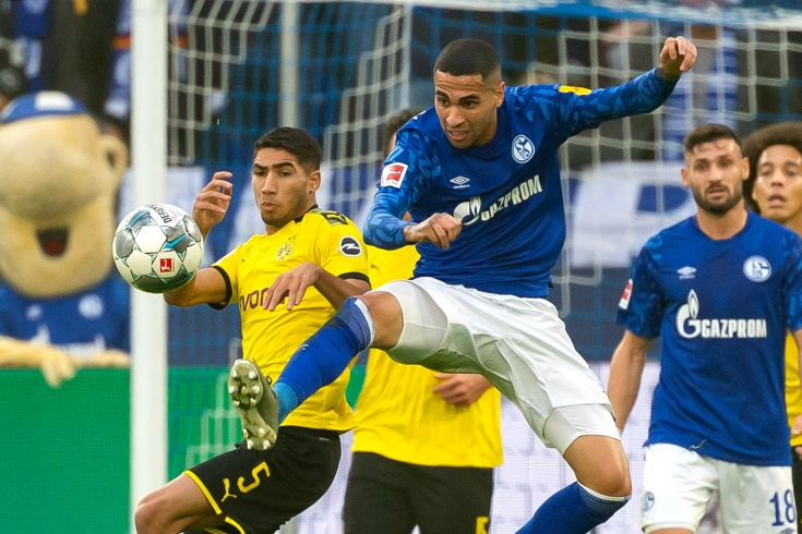 «Шальке-04» — «Боруссия» Дортмунд — 0:0
