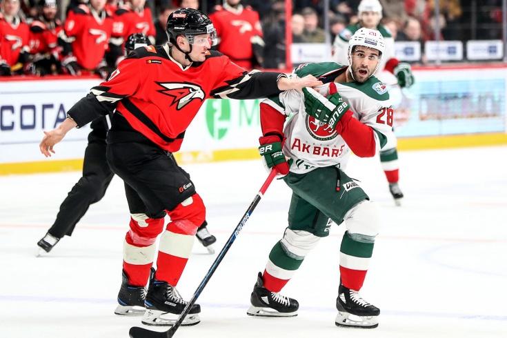 «Авангард» — «Ак Барс» — 3:0, обзор матча КХЛ, уверенная победа омичей