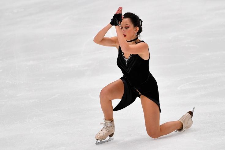 Фигурное катание, Гран-при 2019 – Туктамышева ошиблась в короткой программе