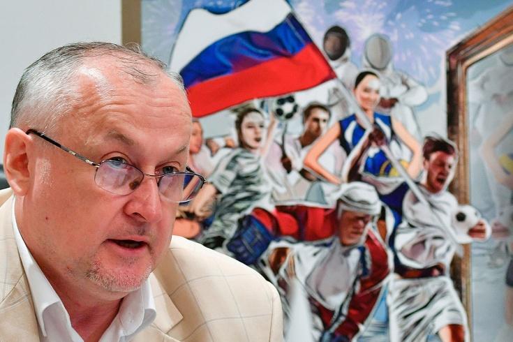 Ганус рассказал, что грозит российскому спорту в с