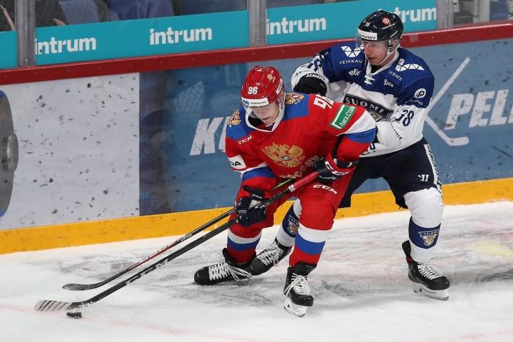 Кубок Карьяла 2019: Россия — Финляндия, онлайн