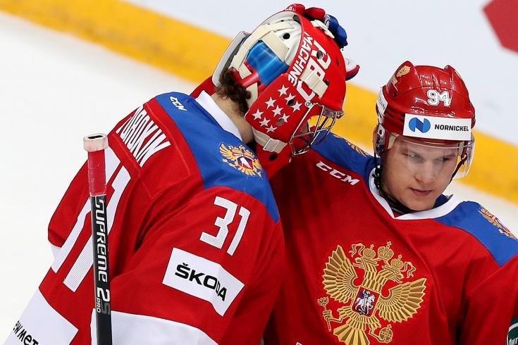 Швеция — Россия, 12 декабря, прогноз на матч Евротура-2019