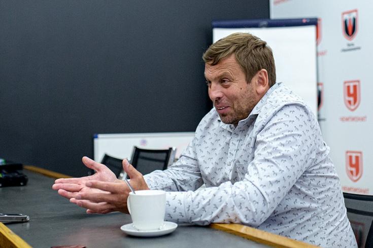 Александр Егоров – о новом стиле судейства РПЛ