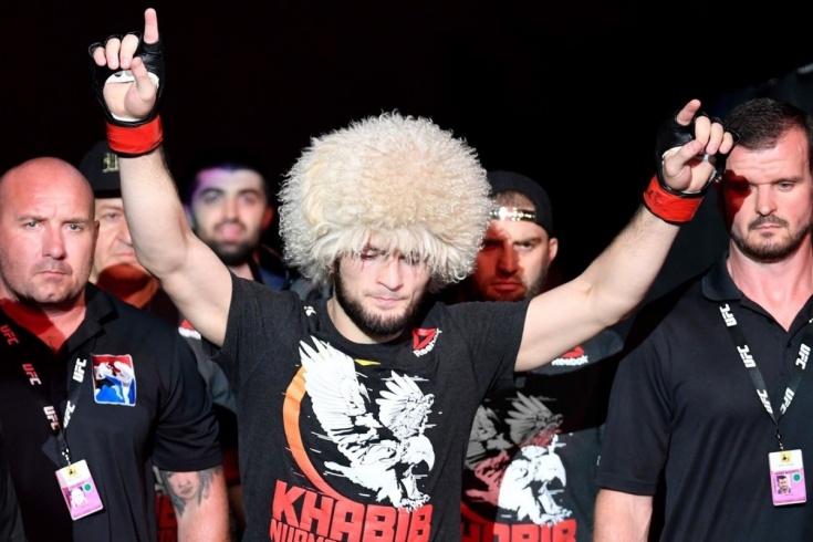 Хабиб Нурмагомедов победил Дастина Порье и стал ещё популярнее