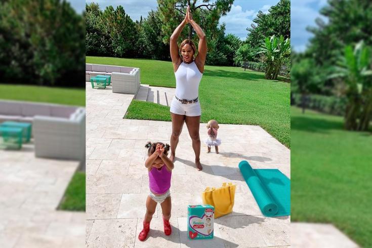 Серена Уильямс сообщила о желании родить второго ребёнка